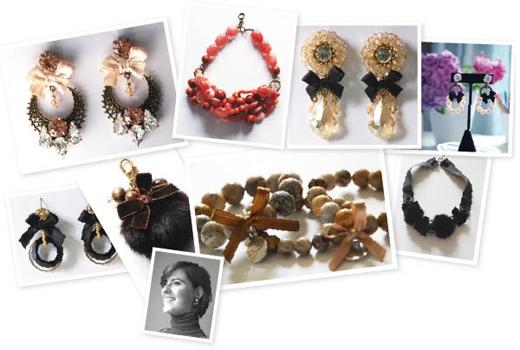 Delphine Cordie Souvenirs de Pomme - Bijoux
