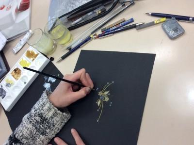 formation dessinateur gouacheur Bruxelles