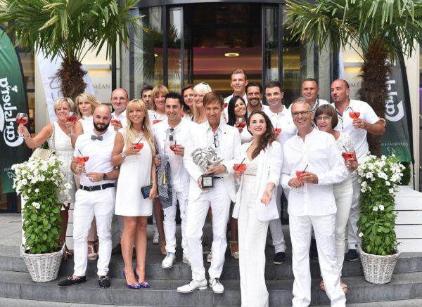 photo de groupe Axe Line - Les Comtes de Mean Liège