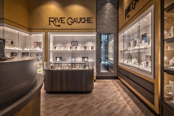 Bigor Bijouterie Luxembourg Rive Gauche comptoir